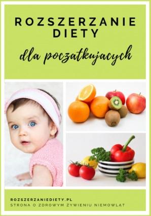 Rozszerzanie diety dla początkujących ebook do pobrania