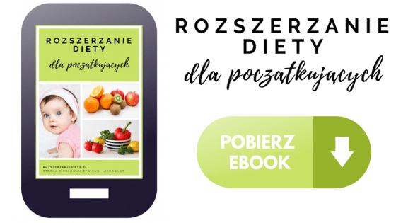 rozszerzanie diety krok po kroku