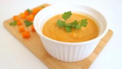 Zupa z dyni dla niemowlaka