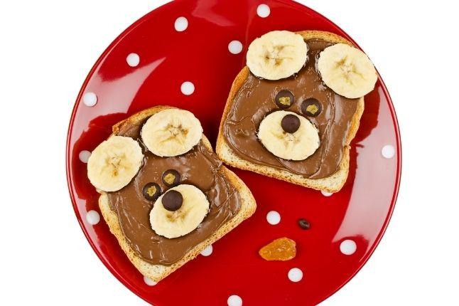 domowa nutella dla dzieci