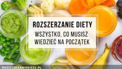 Rozszerzanie diety 2021
