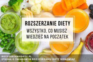 rozszerzanie diety 2020