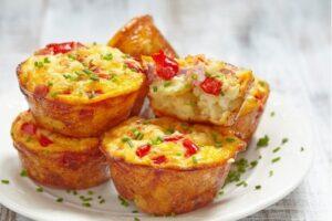 muffinki jajeczne blw przepis