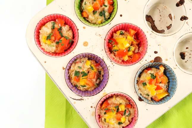 muffinki jajeczne blw