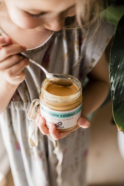 maslo z orzechow ziemnych olini