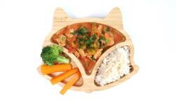 Delikatne curry dla dzieci z warzywami i indykiem