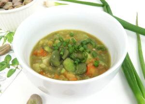 zupa z bobu zupa bobowa