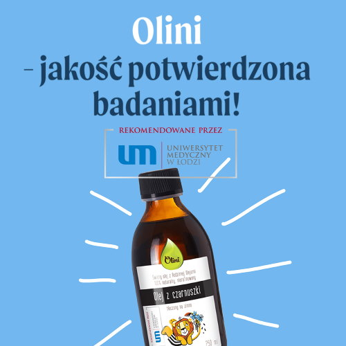Jak wybrać olej z czarnuszki olini