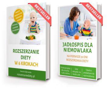 Pakiet rozszerzanie diety w 6 krokach